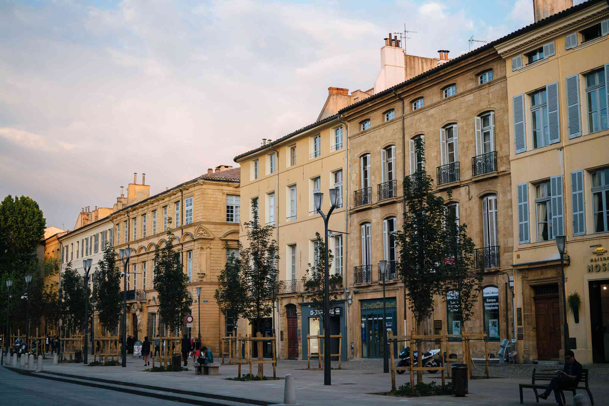 Old Town of Aix en Provence