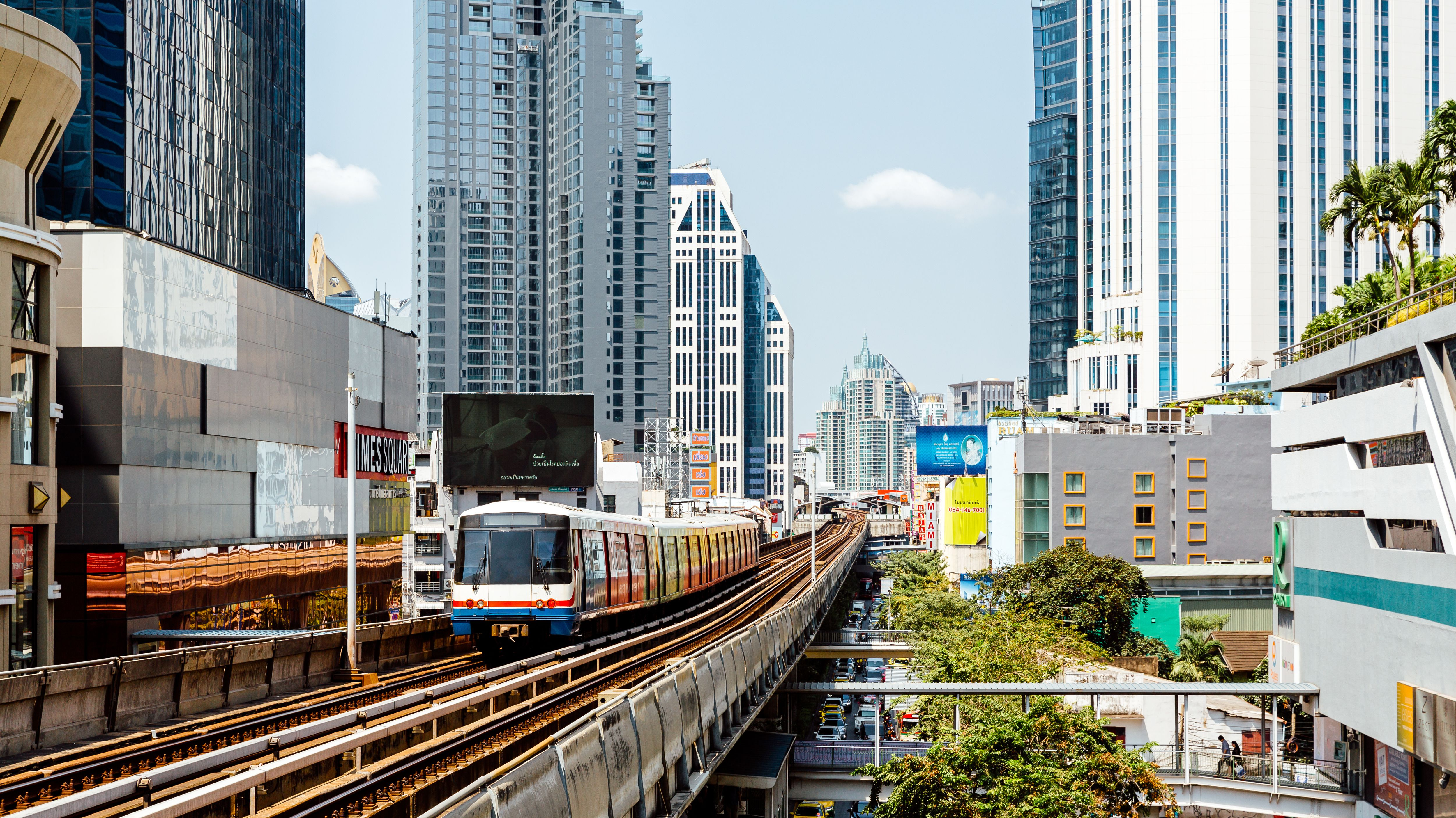 Getting Around Bangkok: Guide to Public Transportation