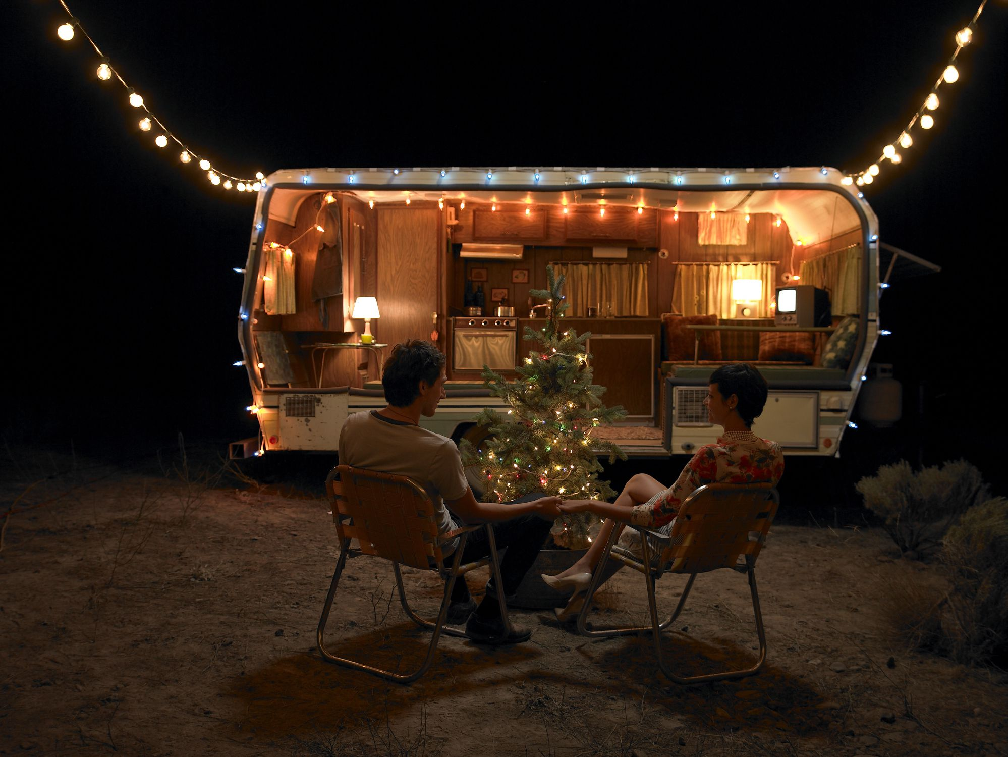 7 RV Destinations for Chock-Full of Christmas Cheer