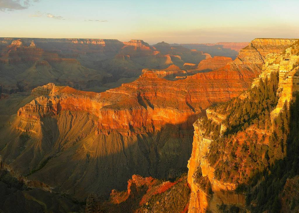 Yavapai Point, Parque Nacional Grand Canyon, Arizona