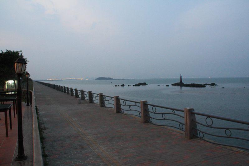 xiamen coast