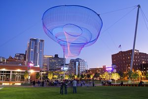 Civic Space Park in Phoenix