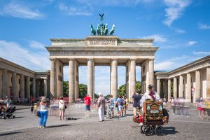 Berlin Brandeburg Gate