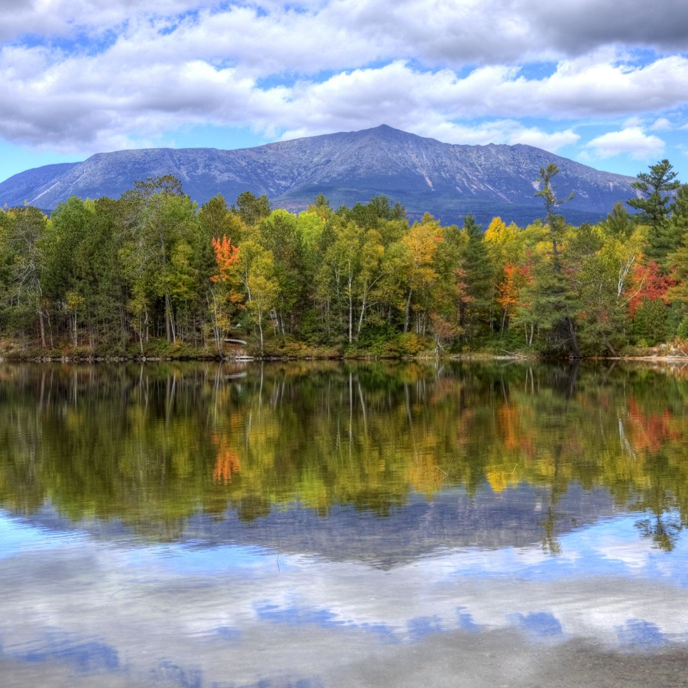 Maine Fall Foliage Driving Tours