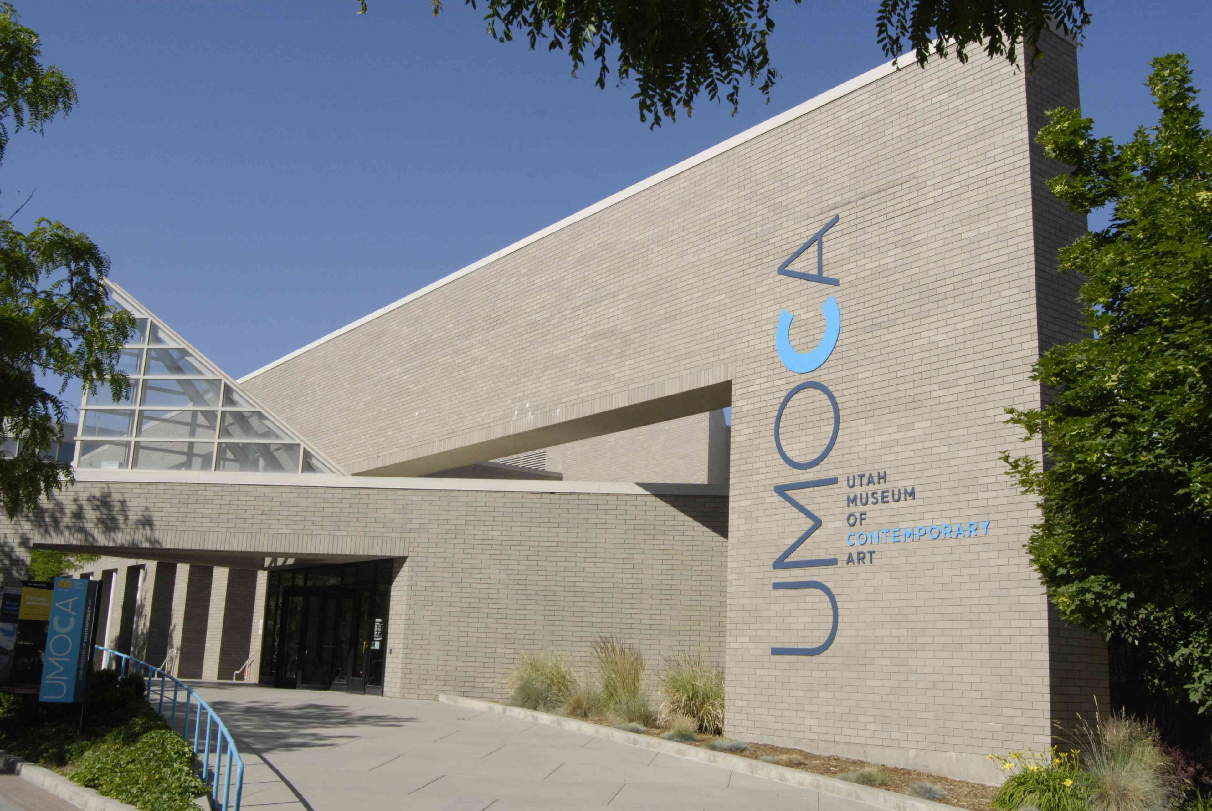 UMOCA Utha Museum of Contemporary Art salt lake city Utha
