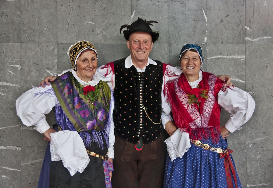 slovenian culture 101 in photos
