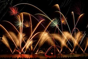 The Montreal International Fireworks Competition is an annual favorite, a summer staple in the city every July.