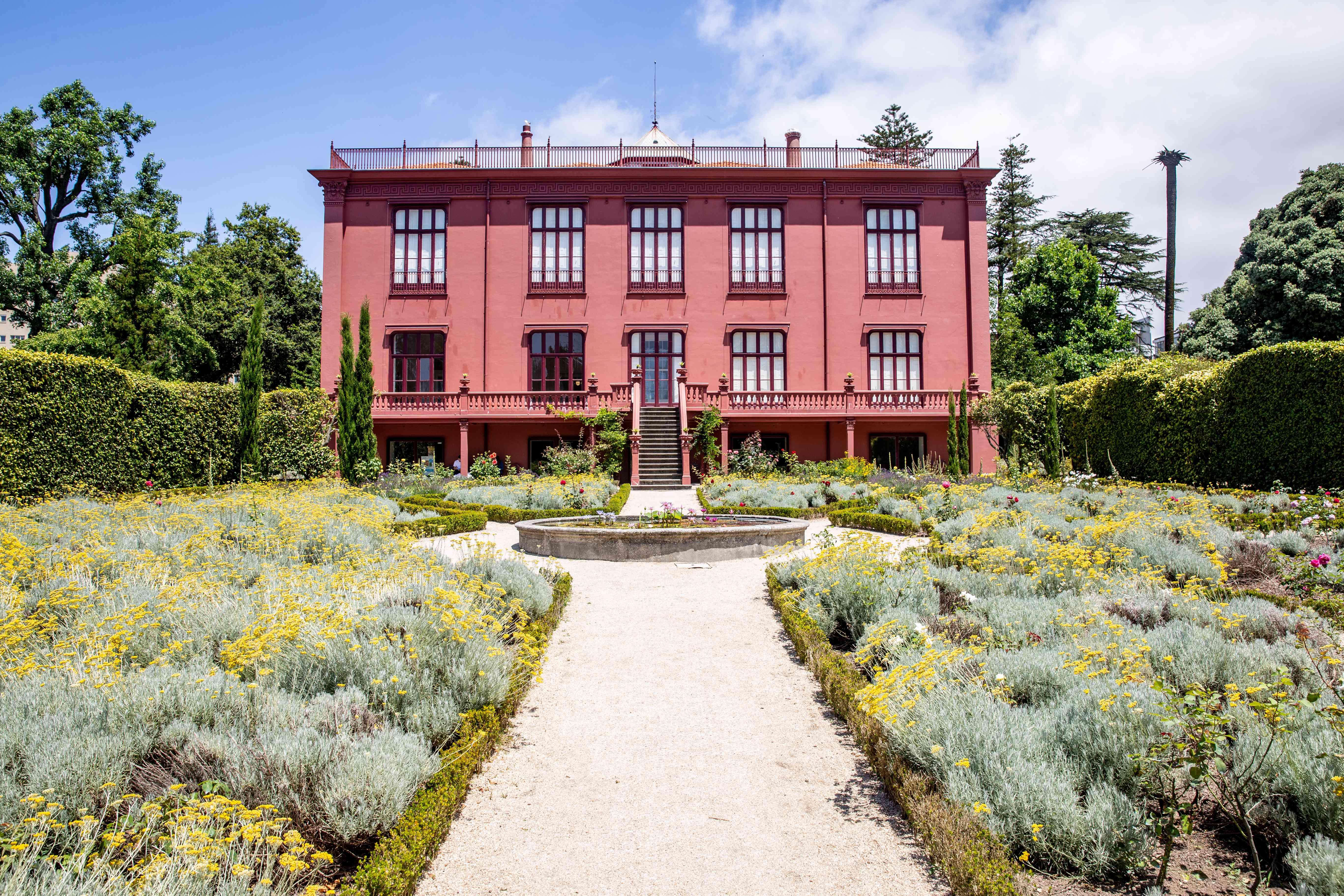 Porto Botanical Garden