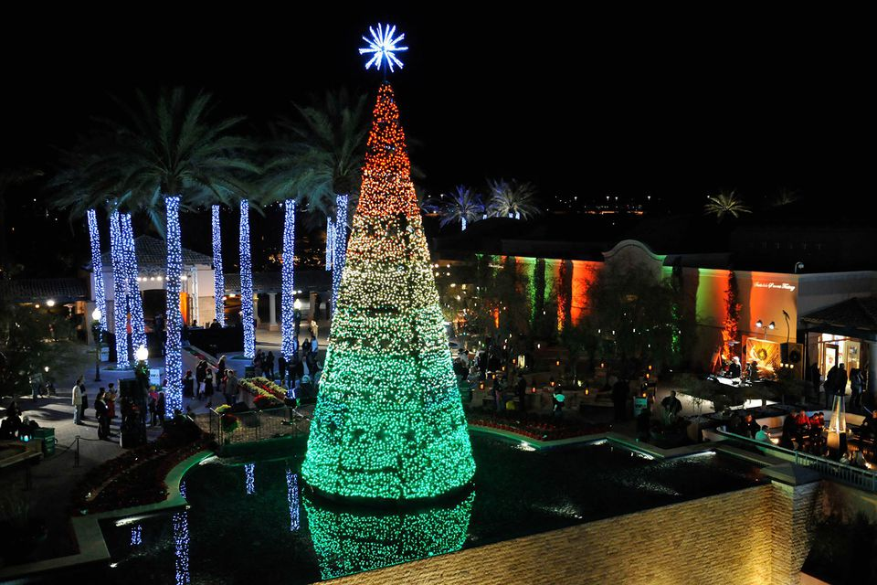 Christmas at the Fairmont Scottsdale Princess 2018
