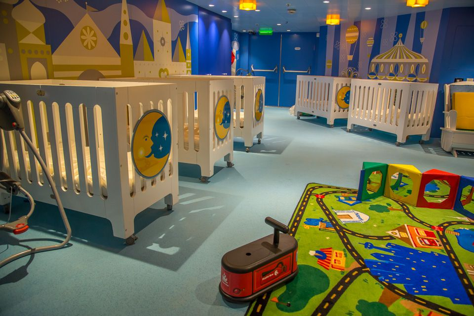It's a Small World Nursery on Disney Magic Cruise line.