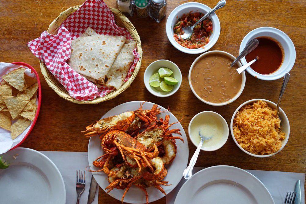 Puerto Nuevo Lobster