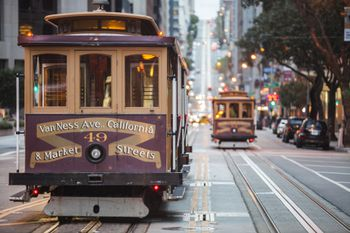 Trams San Francisco Map.Ride A San Francisco Cable Car What You Need To Know