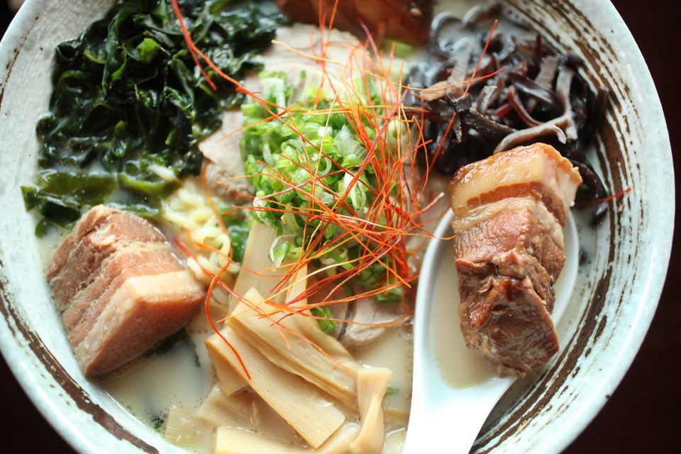 Get your ramen fix in San Francisco
