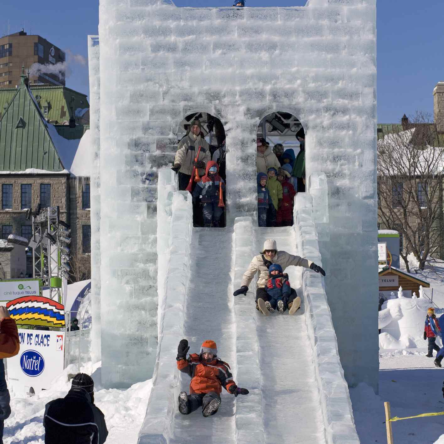 The 10 Coolest Things to Do at the Quebec Winter Carnival
