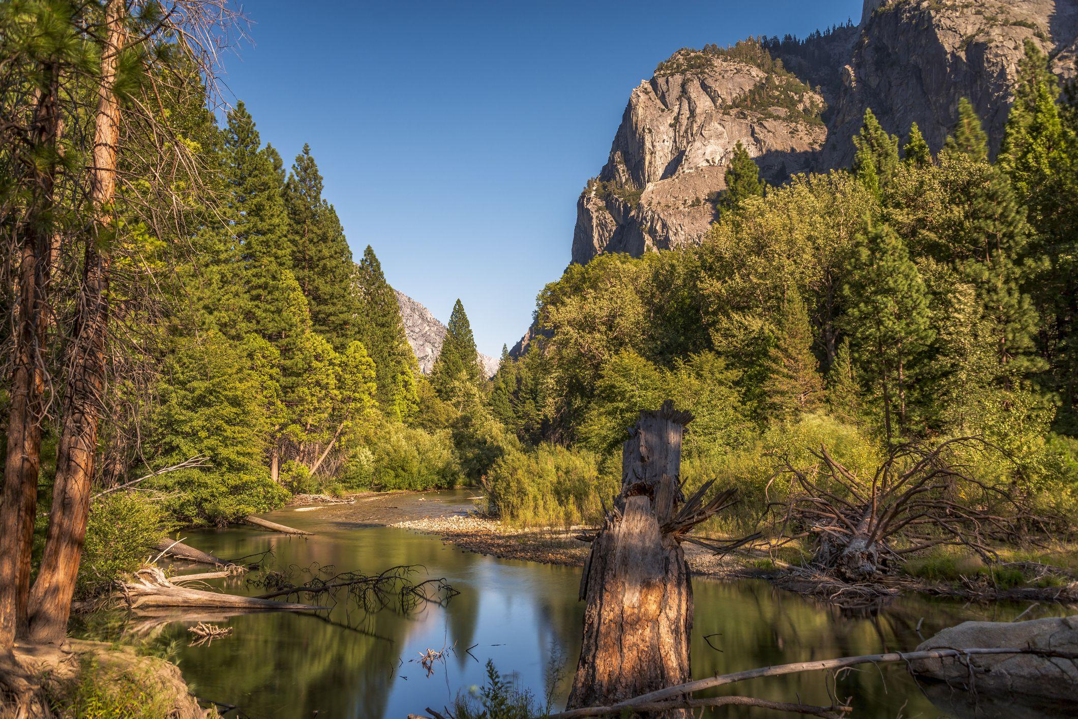 Parque nacional Sequoia y Kings Canyon