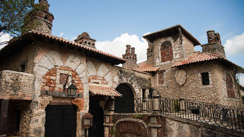 Altos de Chavon, Casa de Campo, Dominican Republic