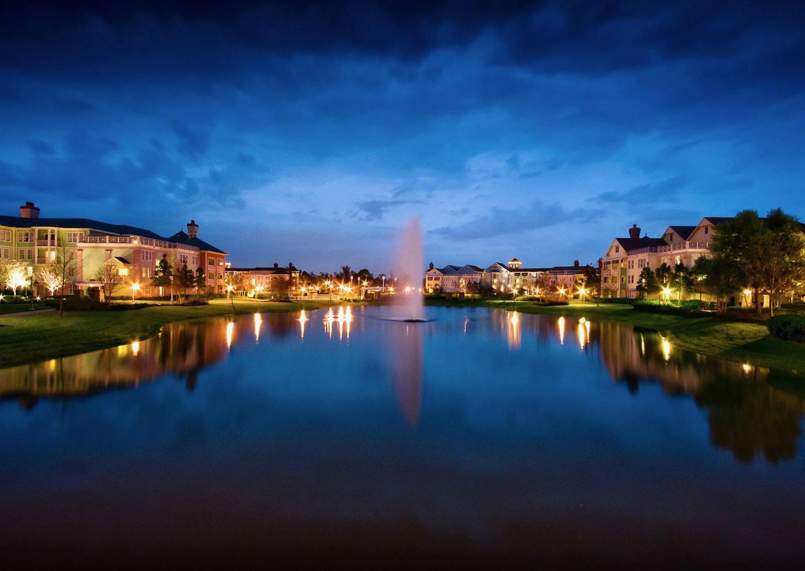 Disney Saratoga Springs Resort in Orlando