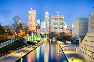 Skyline Indianapolis