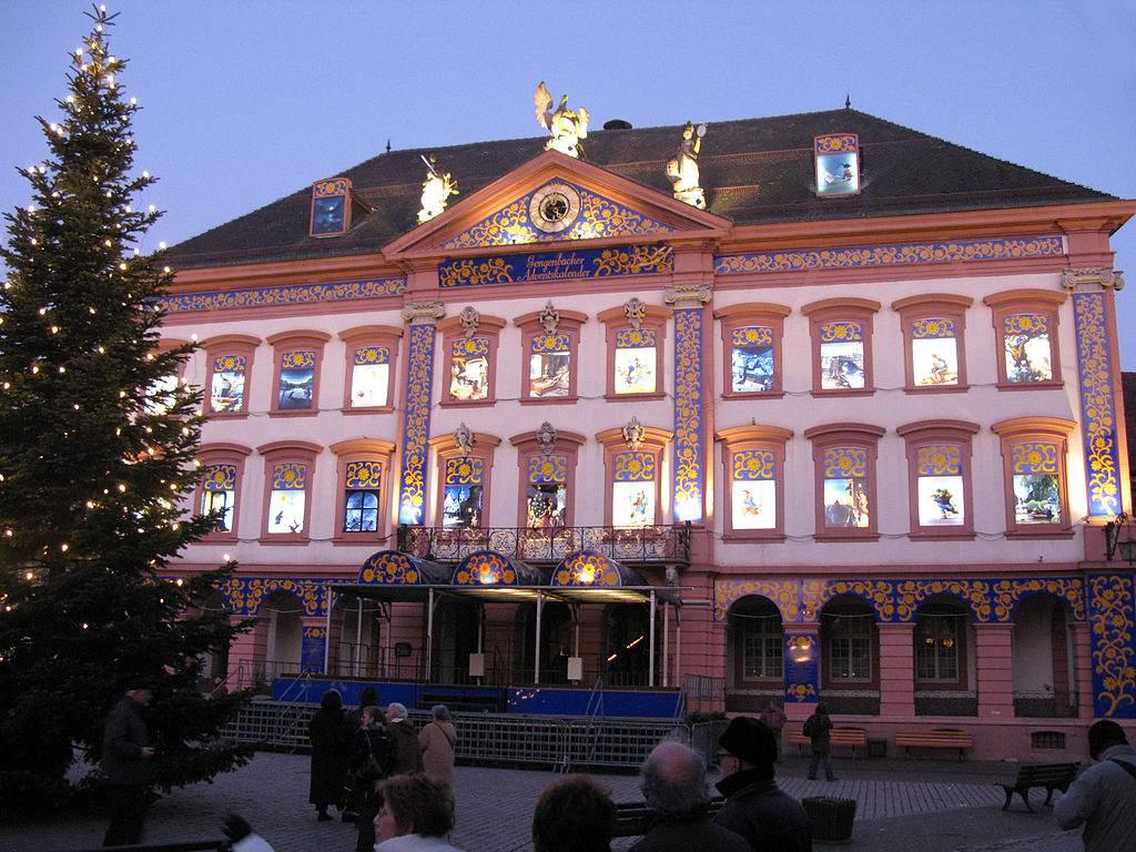Gengenbach Advent Calendar House