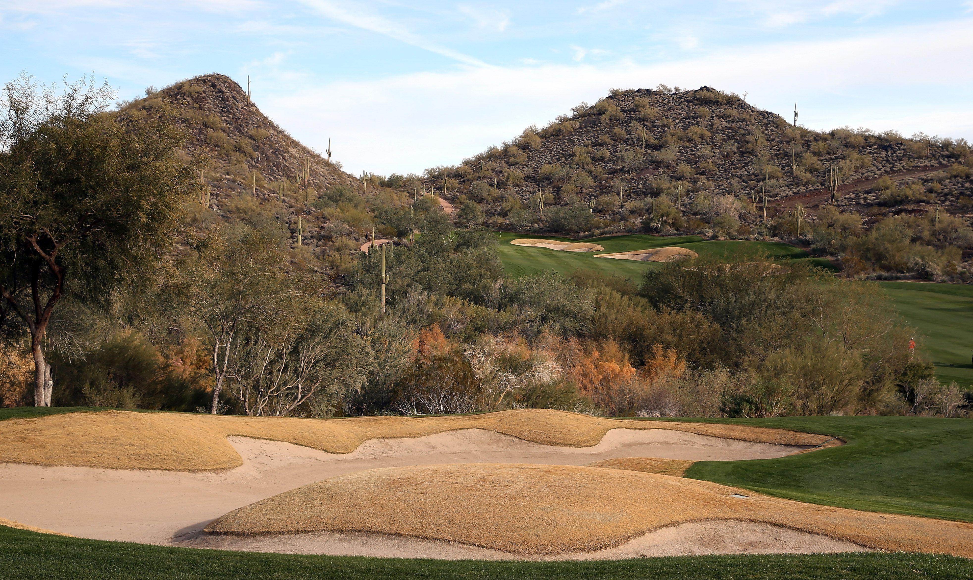 General Views of Arizona Golf Courses