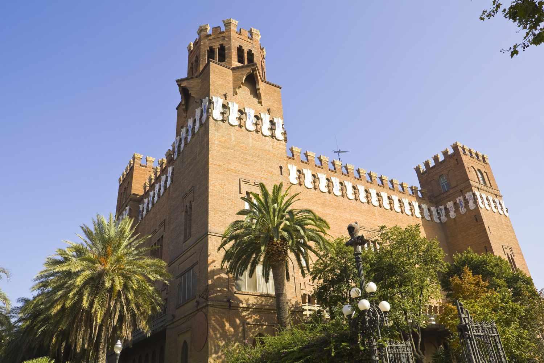 The Nature Laboratory in Ciutadella Park, Barcelona