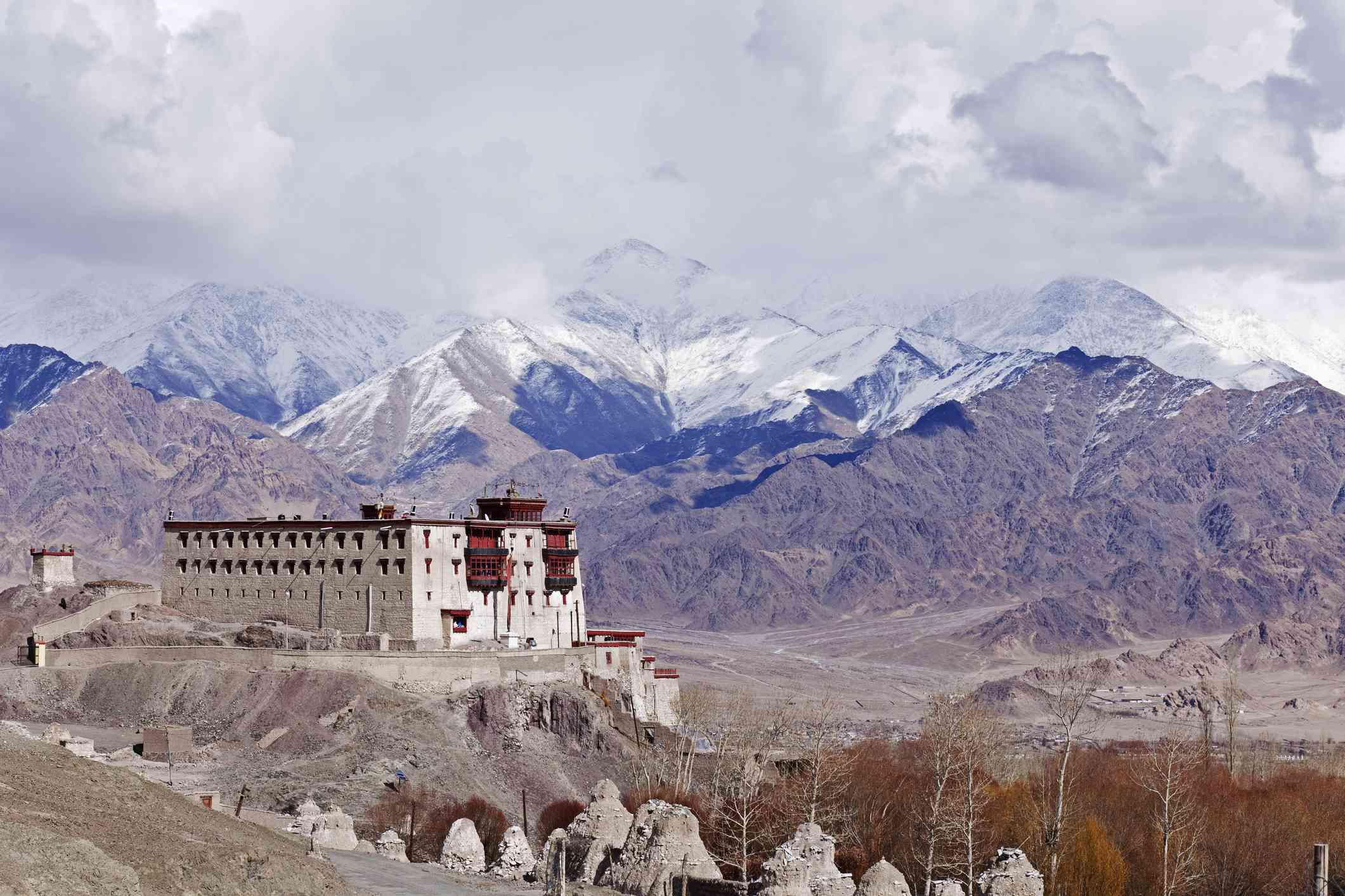 Stok Palace, Ladakh.