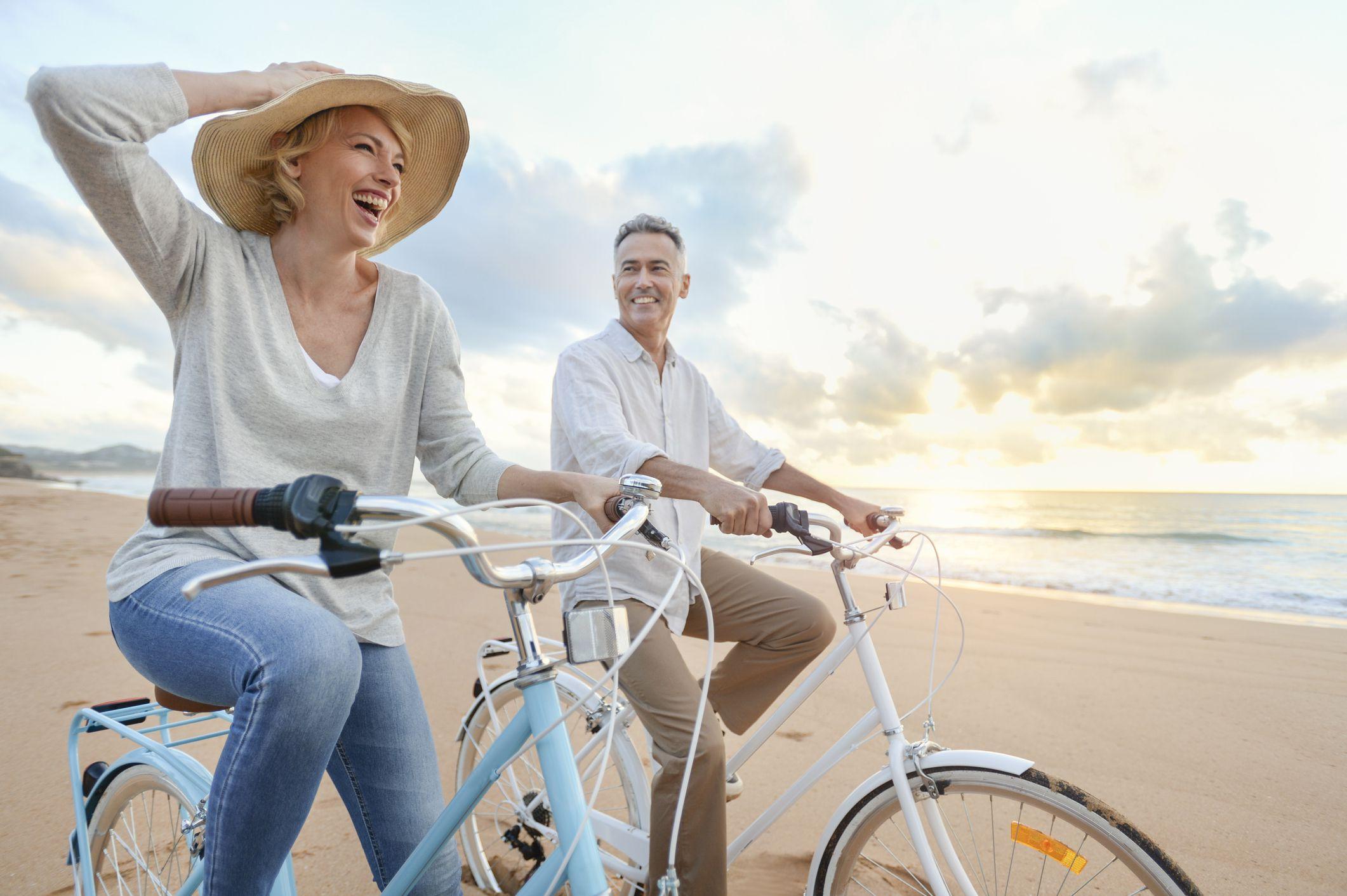 "26/"" Inch Wheel Bicycle Beach Cruiser Bike Men Comfort Aluminum Balloon Tire Red"