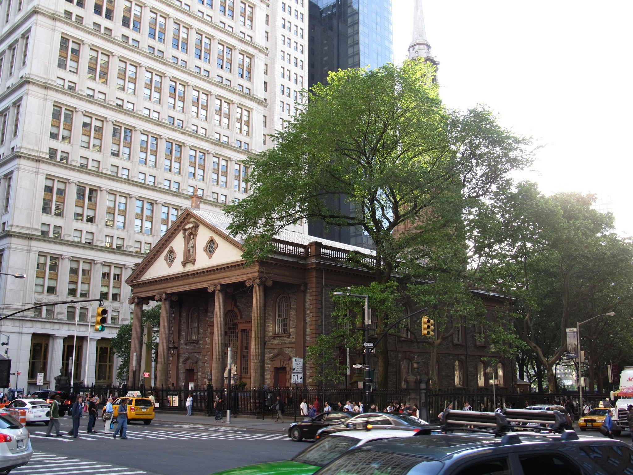 St. Paul's Chapel, Manhattan, New York