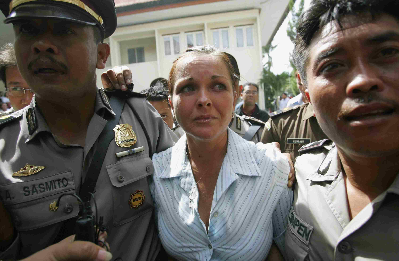 Schapelle Corby, convicted drug smuggler