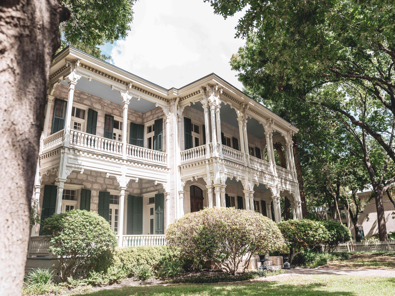 Distrito Histórico Rey Guillermo en San Antonio