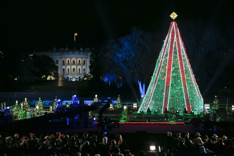 96th Annual National Christmas Tree Lighting