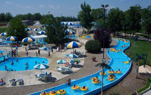 Missouri's Outdoor and Indoor Water Parks - Year-Round Fun