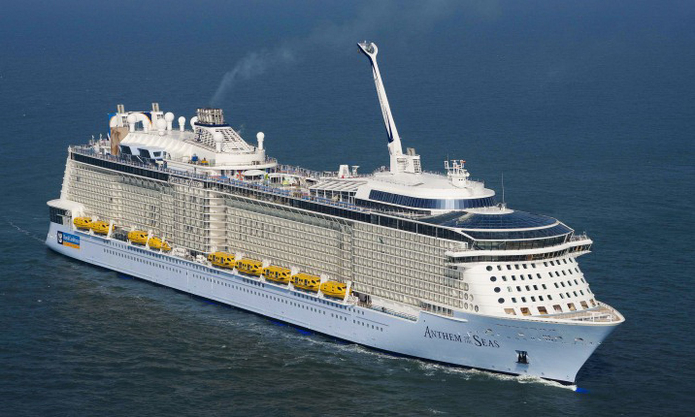 Anthem Of The Seas Cruise Ship Profile