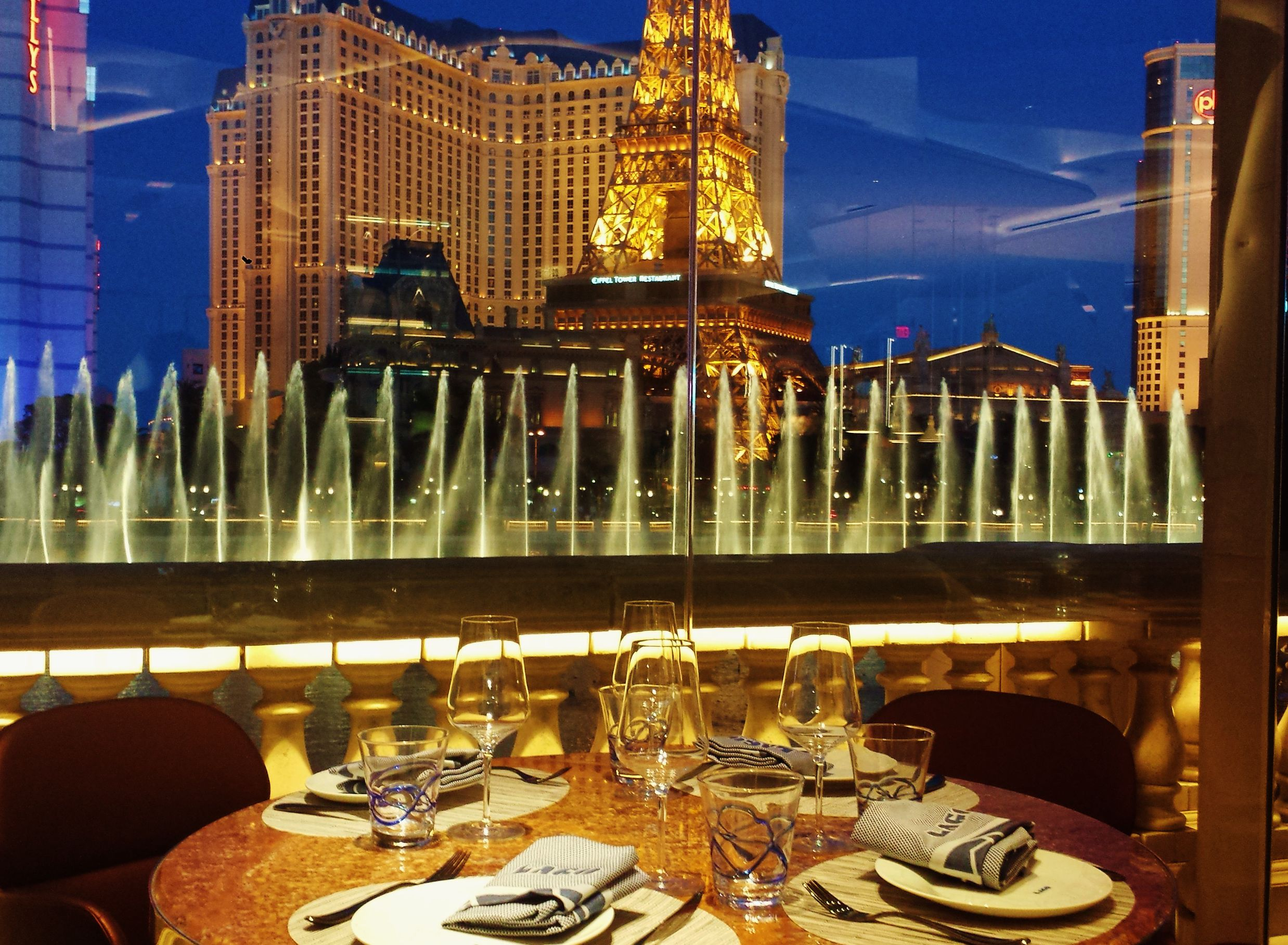 Best Restaurants With A View In Las Vegas