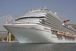 Carnival Breeze Cruise Ship