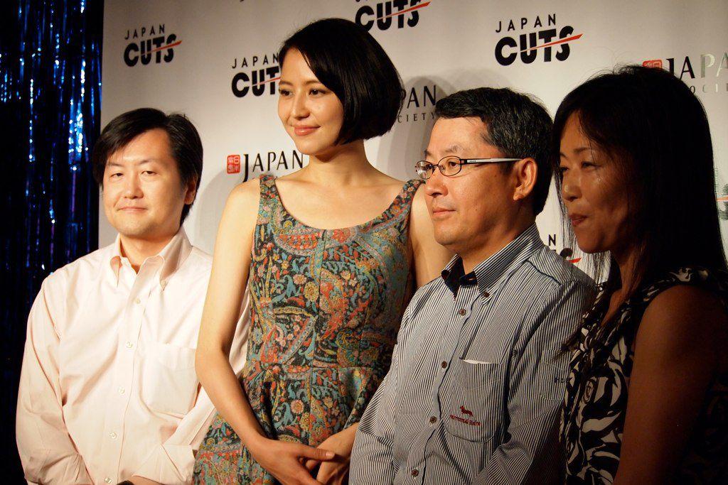 Masami Nagasawa at Japan Cuts 2012