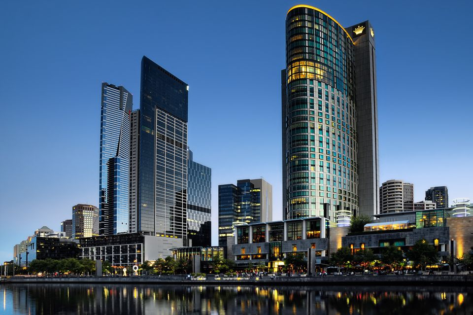 Staying At Crown Casino Melbourne