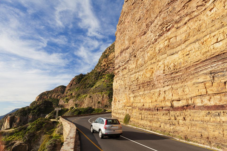 Chapman Peak Pass, Cape Town