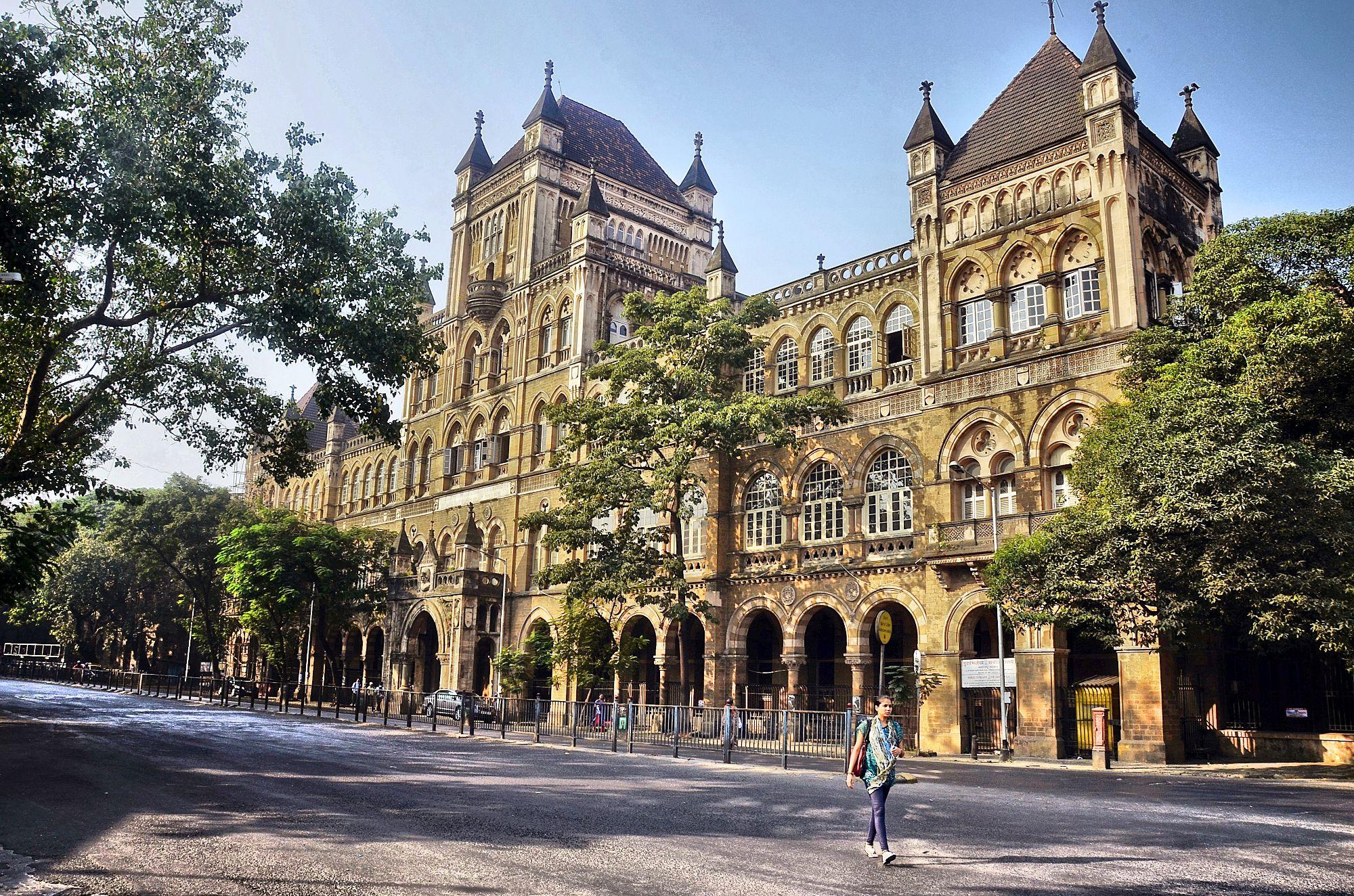 Elphinstone College, Mumbai.