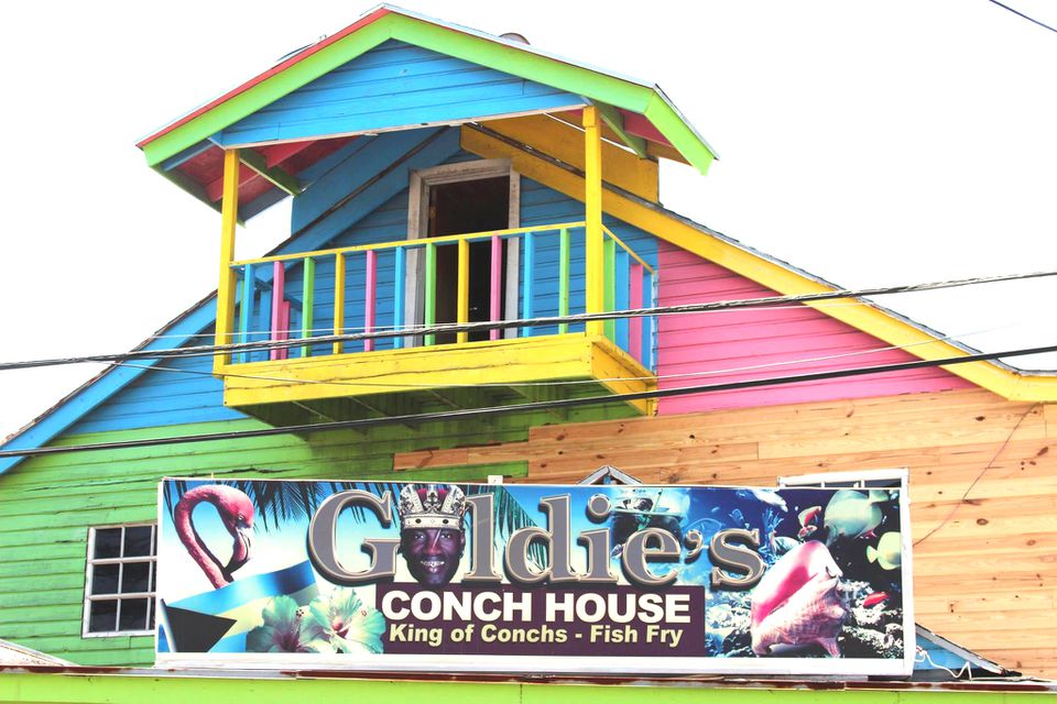 Goldie's Conch House