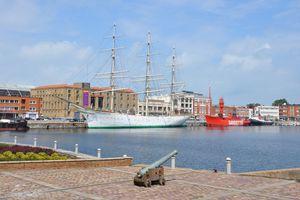 Dunkirk Port Museum. Dunkirk Tourist Office