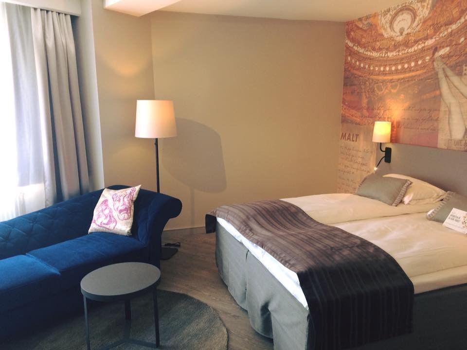 Scandic St Olavs Plass Hotel Room