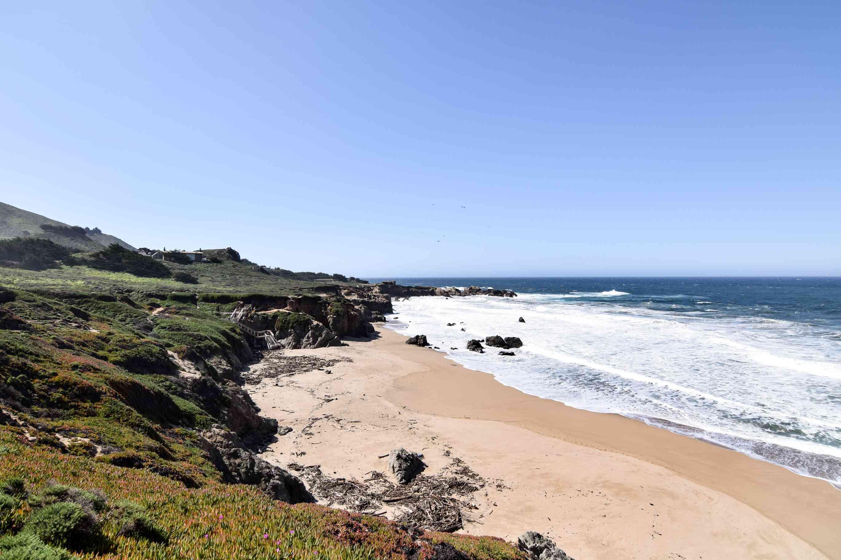 Beach in Carmel