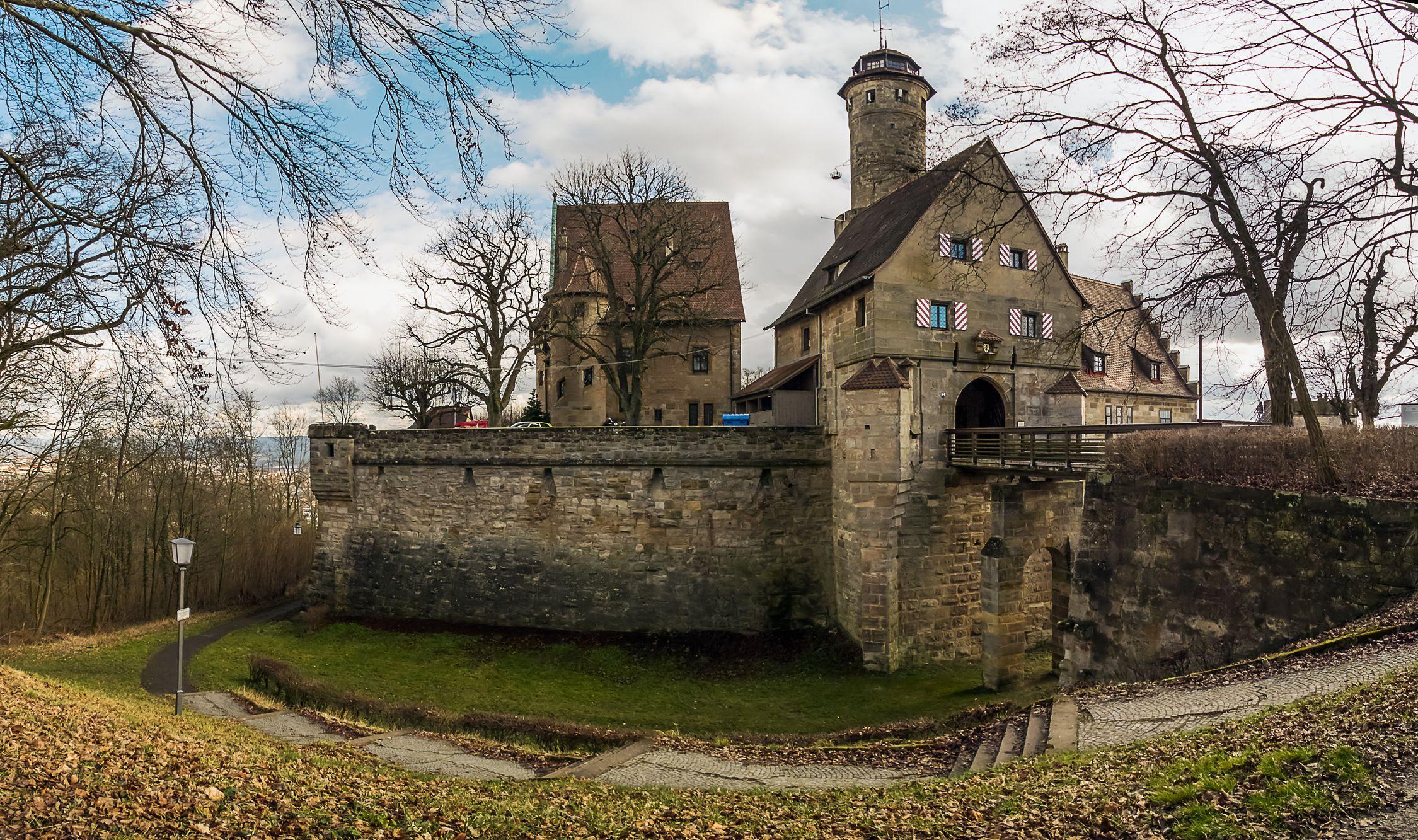 Bamberg's Altenburg