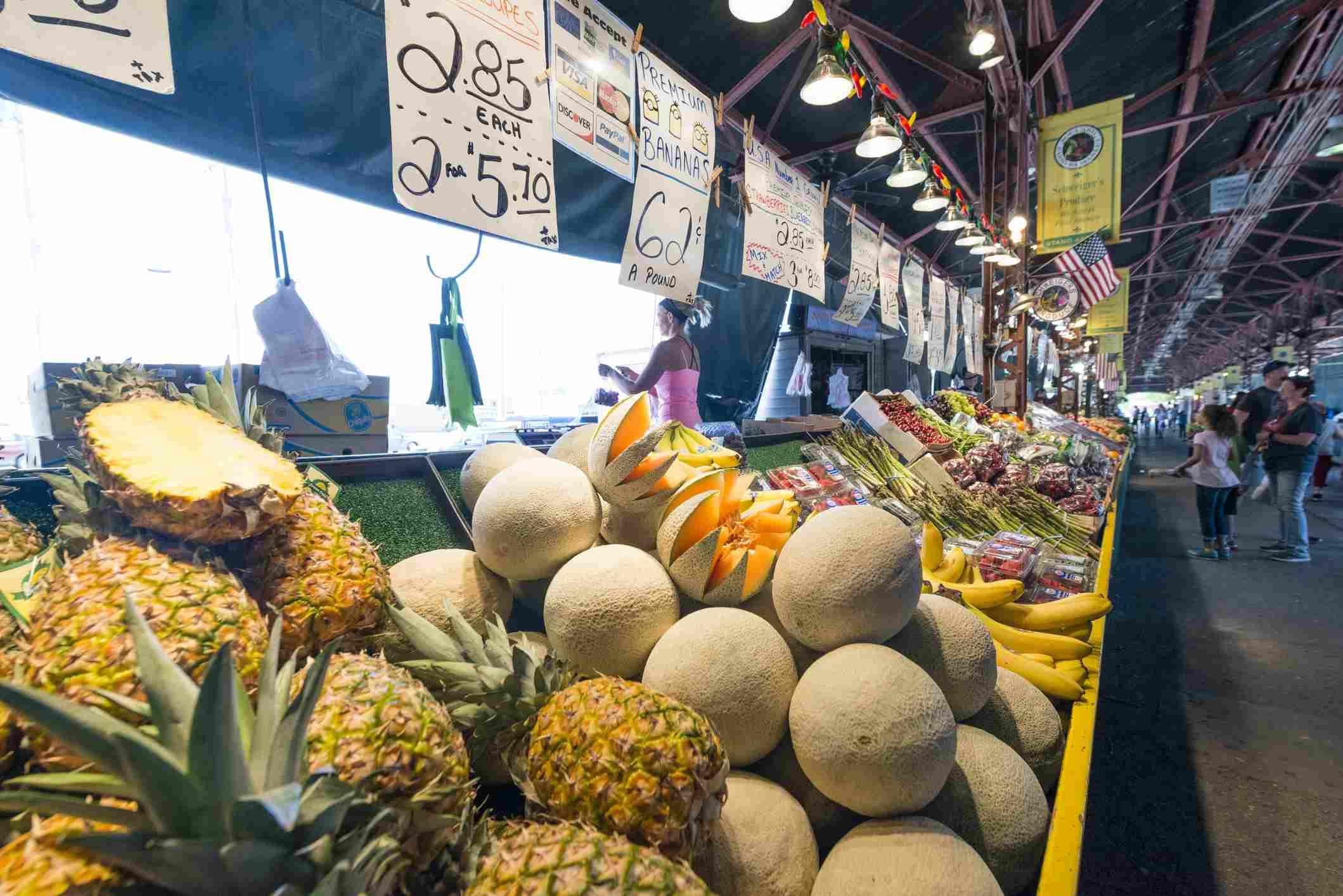 St Louis Soulard Farmers Market
