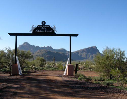 White Stallion Ranch, Tucson, AZ