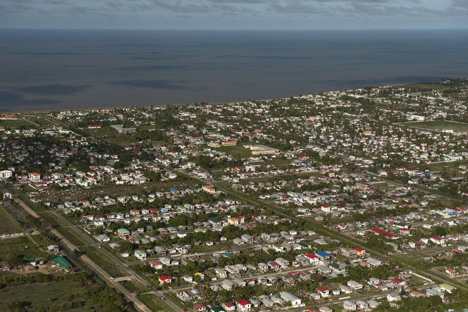 Facts And Background On Georgetown Guyana