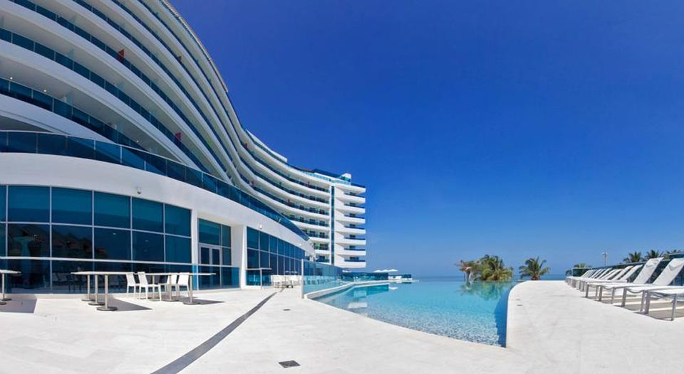Cartagena Hotel Las Americas Torre del Mar