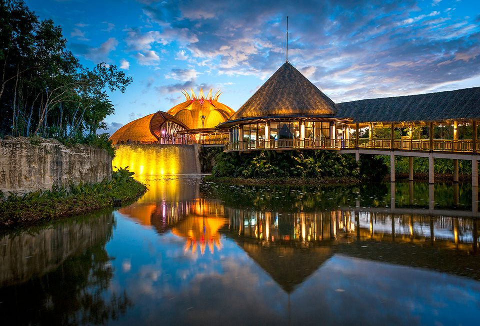 JOYA Theater in the Riviera Maya