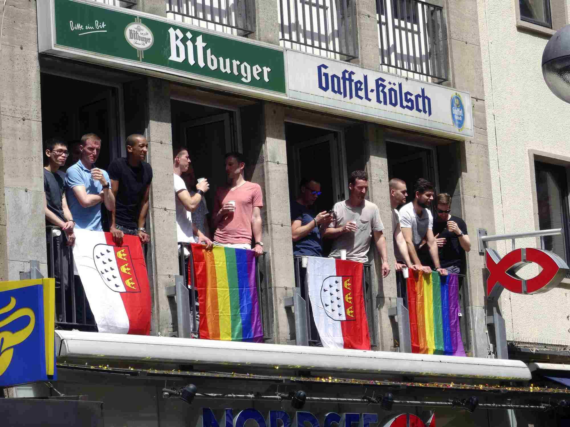Christopher Street Day in Köln